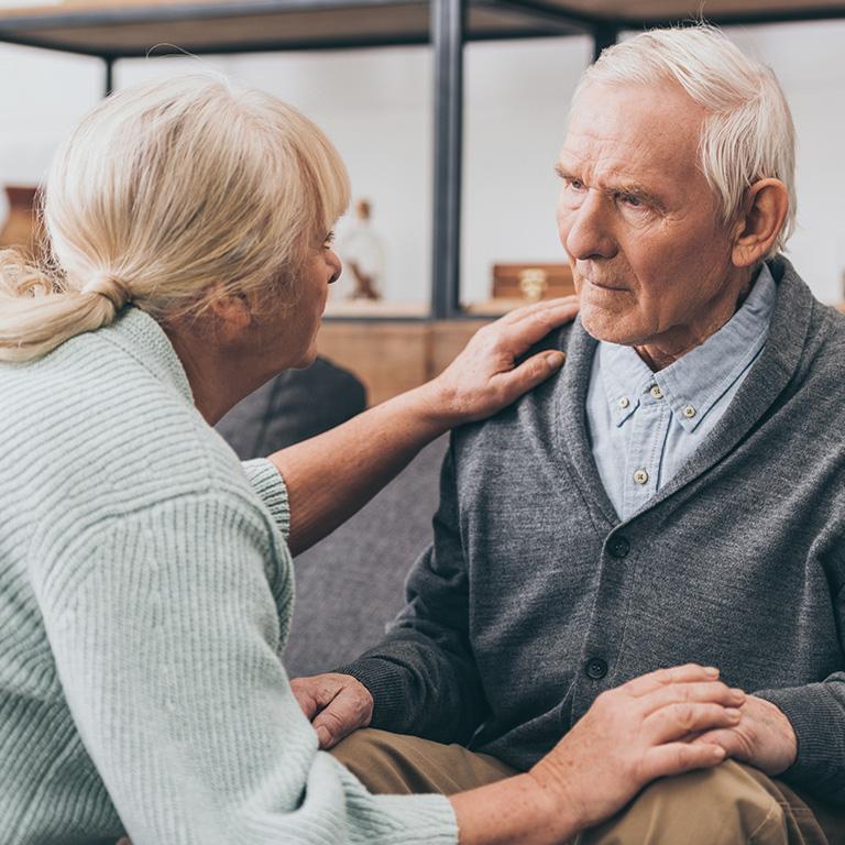 老人性うつと認知症は症状が似ている