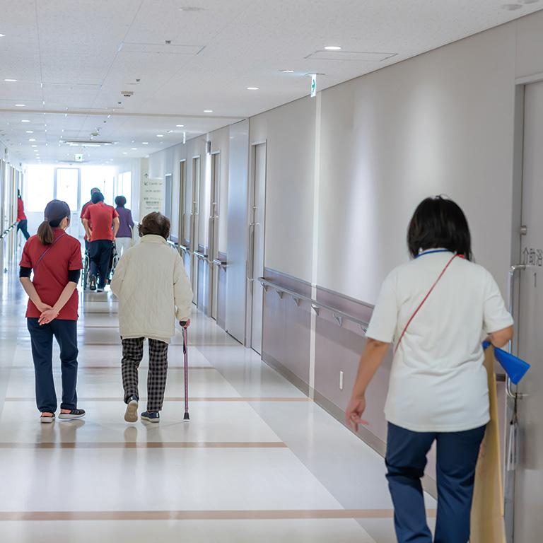 老人性うつの高齢者が入居できる介護施設を探す